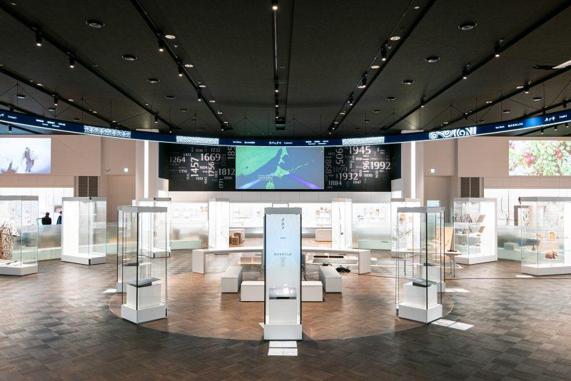 国立アイヌ民族博物館「ウポポイ」に行ってきた -引用:公式サイト-